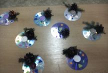 Tvorivé spracovanie materiálu / Spracovanie rôznych materiálov pre deti