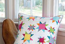 Quilts: pillows