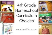 Homeschool: 4th grade / by Amanda A