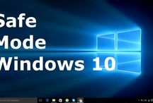 access windows 10 safe mode