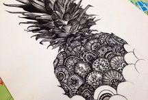 Art drawings / Art and drawings