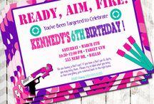 Nerf Birthday?