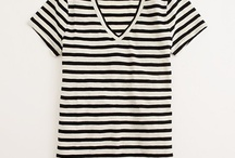 Black and White Stripes are MY LIFE / by Hertha Child
