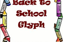 Great Glyphs / Glyphs are a good way to have students practice following directions. These glyphs are appropriate for the primary grades.