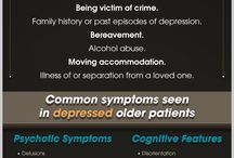 Mental health in the elderly