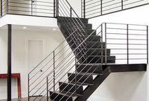 Lépcsők / Acél, fém lépcsők minden mennyiségben.