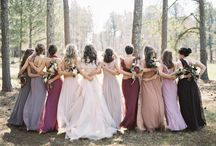 Bridesmaide dresses