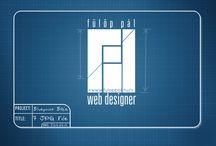 Blueprint style background images / Különböző kék tervrajz mintájú háttérképek.  www.fuloppal.hu  fuloppal83@gmail