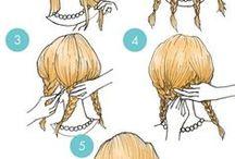 coiffures facile