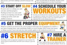 Fitness & Training Tips
