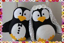 Pingwin - filc