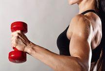 Fitness / by Brandi Ross