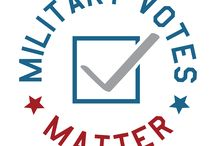 #militaryvotesmatter / MilitaryOneClick is excited to present its sister site, MilitaryVotesMattercom. By providing nonpartisan resources for military families, we hope to empower our community so they are able to make informed decisions and exercise their right to take part in the political process.