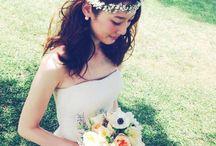 かすみ草 花冠