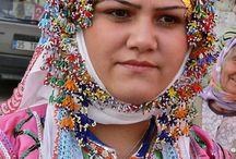 Türkmen kıyafetleri