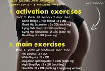 Health & Wellness / Various tips & tricks for workouts, challenges, etc