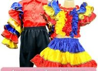 Children's costumes / Creative and original fantasy costumes for kids