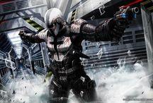 Sci-Fi Warrior