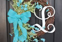 Wreaths/Swags / by LexAnn Kienke