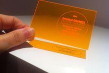 Visitekaartjes, my design / Ontwerp Grafische Studio Annabel Bruneel.be / www.gekopspruitjes.be