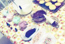 Cupcakes / Jugando con la imaginación
