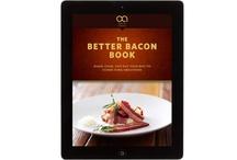 Bacon, Booze, Chili, an' Chocolate! / by Douglas Thew