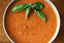 Shockingly Delicious Soups / by Dorothy Reinhold -- Shockingly Delicious