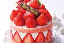 Cake / 케이크, 간식, 과자, 빵, 베이커리, 빵순이, 빵돌이, 쿠키, 마카롱