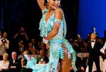 Latin jive dresses