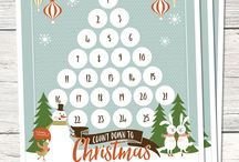Christmas - Calendar Ideas