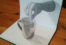 ART Drawing - 3D Drawings / gathering of 3D artworks