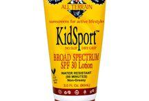 Non-toxic Sun Care for Kids