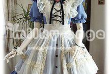 milky ange-Maid-Antique Alice