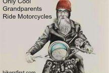 Motorcycles / by Rosemary Kutcher Keeling