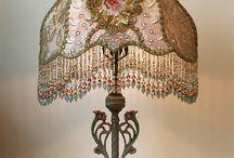 Decor ~ Lamps / by Coralie Jones