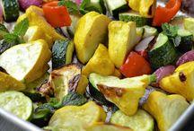 grilled sallad
