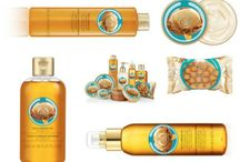 Wild Argan Oil BodyCare Collection / Experience the sensuality of luxurious organic Argan Oil from Morocco in your own home with our NEW Wild Argan Oil Collection. / by The Body Shop
