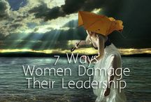 Women's leadership / by Embrace NC