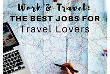 Work, Volunteer & Travel