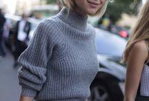 Klädinspiration / Inspiration till mitt liv i kläder!