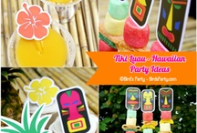 Party theme ideas / by Dina Franco