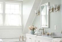 Shades of White in the Bathroom