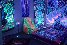 pinturas fluorescentes
