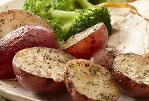 Winner! Winner! Chicken dinner! / Meals for myself & family