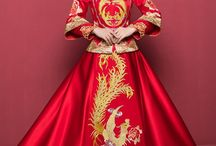 Chinese Traditional Wedding Dress