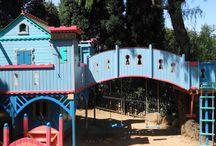Kids Unique Play Structures