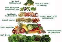 whole food & veggie recipies / by Sandra Tkach
