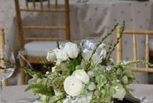 Function Table arrangements / flowers for function tables