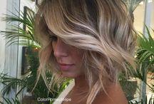 Baylage Blonde Short Ombre