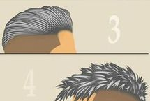 Hairstyle..